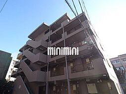 幸川マンション南館[5階]の外観