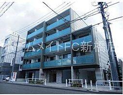 東京都板橋区小豆沢2丁目の賃貸マンションの外観