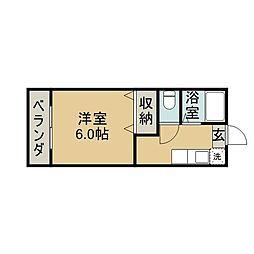 大在駅 1.9万円