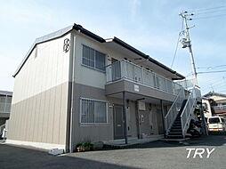ベルメゾン高田B[2階]の外観