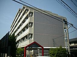 萬年青ガーデン[6階]の外観