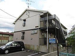 京都府京都市伏見区深草大亀谷古御香町の賃貸アパートの外観