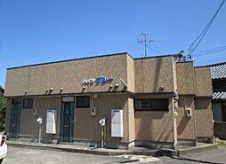 新潟県新潟市中央区姥ケ山4丁目の賃貸アパートの外観