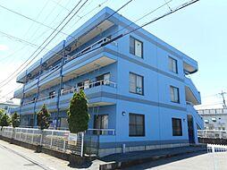 静岡県沼津市花園町の賃貸マンションの外観