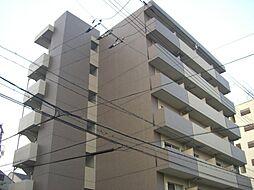 エルシア北田辺[6階]の外観
