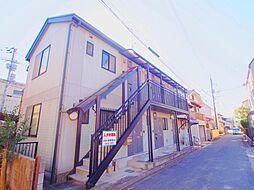 広島県安芸郡海田町日の出町の賃貸アパートの外観