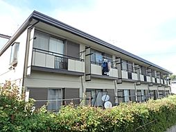 サニーハイツ117[1階]の外観
