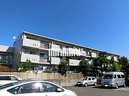 愛知県名古屋市名東区高社2丁目の賃貸マンションの外観