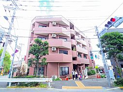 東京都西東京市田無町2丁目の賃貸マンションの外観