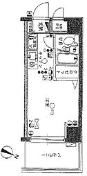 日神パレス板橋本町第3[403号室]の間取り
