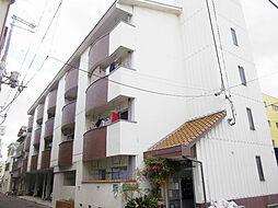 大阪府大阪市平野区加美北3丁目の賃貸マンションの外観