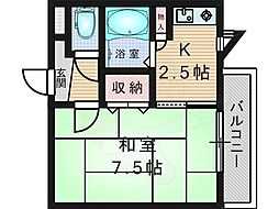 伏見稲荷駅 4.2万円