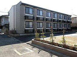東京都世田谷区桜上水2丁目の賃貸アパートの外観