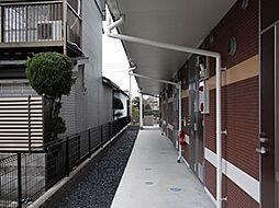 レオネクストビタノーバ[1階]の外観