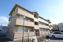 大阪府大阪市東淀川区井高野2丁目の賃貸アパートの外観
