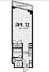 カーサフィオーレ[2階]の間取り