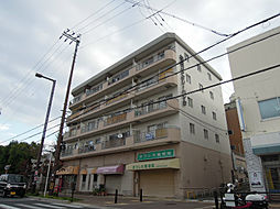 大阪府柏原市今町1丁目の賃貸マンションの外観