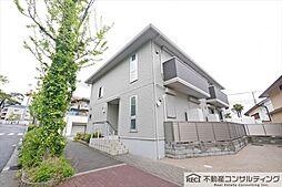 [タウンハウス] 兵庫県神戸市東灘区住吉本町3丁目 の賃貸【/】の外観