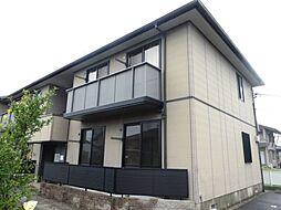 ディアスパーシモン B棟[1階]の外観