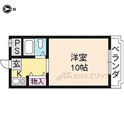 叡山電鉄叡山本線 茶山駅 徒歩2分