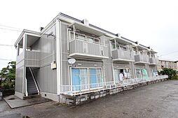 神奈川県川崎市高津区久地3丁目の賃貸アパートの外観