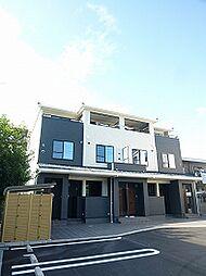 京都府京都市山科区勧修寺風呂尻町の賃貸アパートの外観