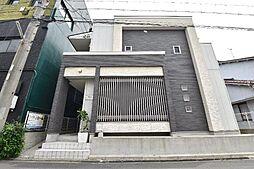 クレフラフト道徳駅前[2階]の外観