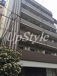 東京都台東区東上野3丁目の賃貸マンションの外観