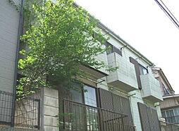 埼玉県朝霞市根岸台2丁目の賃貸アパートの外観