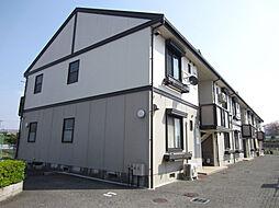 リバーサイドシティ麻生川[105号室]の外観