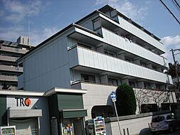 ハイツNANIWA[4階]の外観