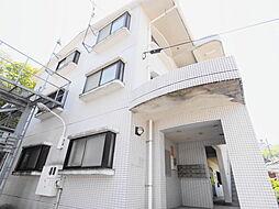 広島県広島市安芸区矢野東7丁目の賃貸マンションの外観