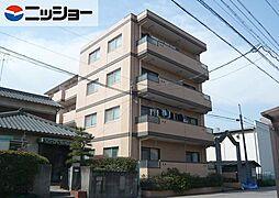 サン・ピボット上小田井[1階]の外観