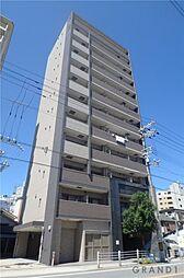 スワンズ大阪アクシオン[1104号室]の外観