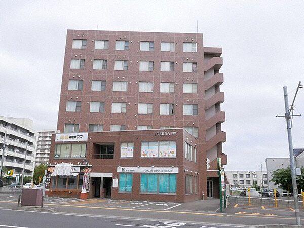 エテルナN9 7階の賃貸【北海道 / 札幌市東区】