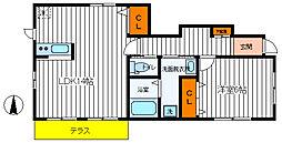 国立駅 11.4万円