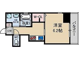フォルテ ディ コンフォート[6階]の間取り