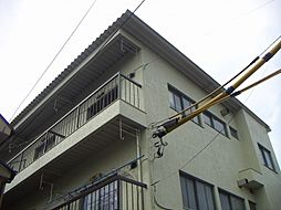 平泉アパート[3階]の外観