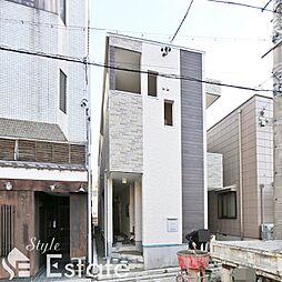 愛知県名古屋市東区大曽根1丁目の賃貸アパートの外観