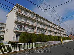 町田コープタウン14号棟[4階]の外観