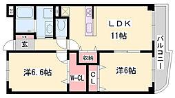 曽根駅 5.5万円
