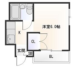 大阪市営御堂筋線 大国町駅 徒歩8分