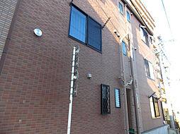埼玉県さいたま市浦和区東仲町の賃貸アパートの外観