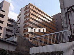 岩井橋ロイヤルハイツ[11階]の外観