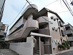 ユーコート津田沼[3階]の外観