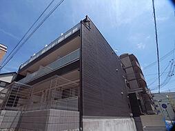リブリ徒然草[1階]の外観