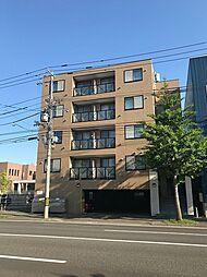 北海道札幌市中央区北1条東7丁目の賃貸マンションの外観