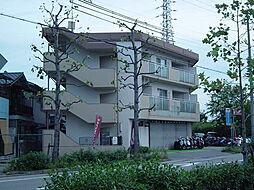 岸田ハイツ[1階]の外観