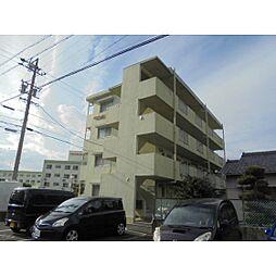 静岡県浜松市中区高丘西1の賃貸マンションの外観