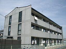 レオパレス ウェストコート[1階]の外観
